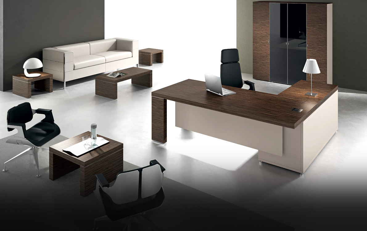 Office furniture dubai italian furniture company in dubai - New contemporary home office furniture style ...